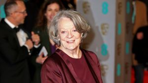 Maggie Smith bei den BAFTA-Awards