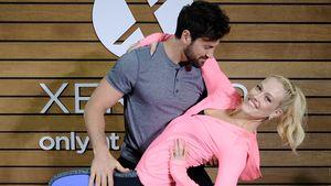 Maksim Chmerkovskiy und Peta Murgatroyd, US-Tanz-Paar