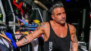 """Marc Terenzi bei einem Auftritt von """"Sixxpaxx"""" 2016"""