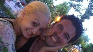 Marc Terenzi (r.) mit Lorena Wiedemann