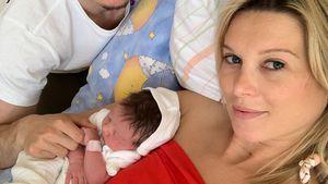 Endlich Zweifach-Mama: Katja Kühne brachte Tochter zur Welt!