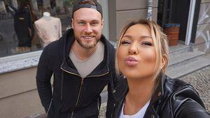 Chethrin Schulze und ihr Ex Marco wollen Freunde bleiben