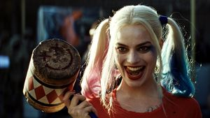 """Schauspielerin Margot Robbie als Harley Quinn in """"Suicide Squad"""""""