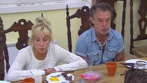 """Maria & René Weller in der TV-Show """"Das Sommerhaus der Stars"""""""