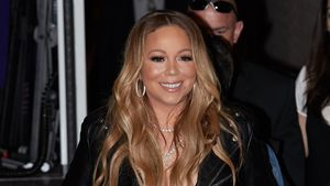 "Mariah Carey bei ""Jimmy Kimmel Live"" in Los Angeles"