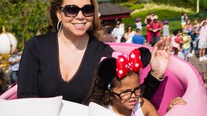 Trotz Negativ-Presse: Mariah Carey & Kids erobern Disneyland