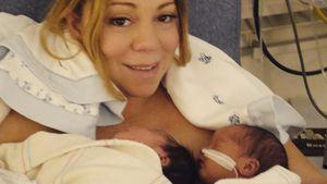 Zuckersüße Throwback Pics von Mariah Careys Zwillingen (8)!