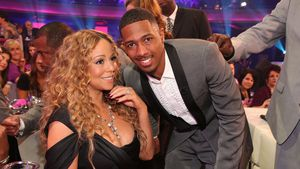 "Mariah Carey und Nick Cannon bei den ""TeenNick HALO Awards"" 2012 in Hollywood"