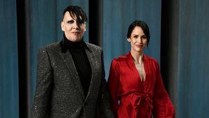 Neuer Vorwurf: Warf Marilyn Manson Messer nach Frau Lindsay?