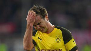 """Autsch! Mario Götze wurde zum """"Absteiger der Saison"""" gewählt"""