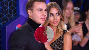 Ann-Kathrin trägt 'nen Klunker: Verlobung mit Mario Götze?
