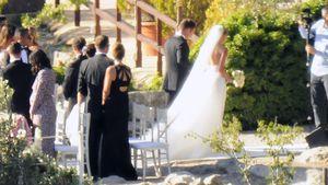 Erste Bilder: So schön war Ann-Kathrin Götze als Braut!