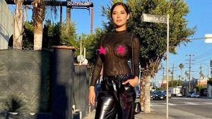 Trotz durchsichtigem Oberteil: Yottas Marisol mag keine BHs!