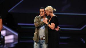 Heulkrampf bei Sarah! X-Factor-Aus für Marlon