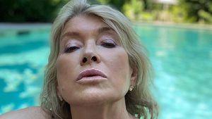 Dank sexy Pool-Pic: Martha Stewart bekam 14 Heiratsanträge!