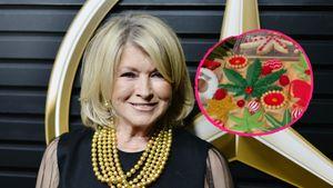 Wie chillig: Martha Stewart backt Cannabisblatt-Plätzchen!