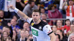 WM-Aus für Strobel? Möglicher Kreuzbandriss bei Handballstar
