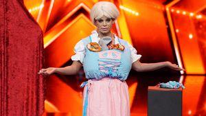 Martina Big beim Supertalent? Nicht nur Bruce verwirrt
