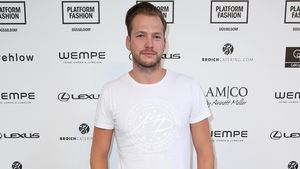 "Marvin Albrecht bei der ""Platform Fashion Selected Show"" in Düsseldorf 2016"