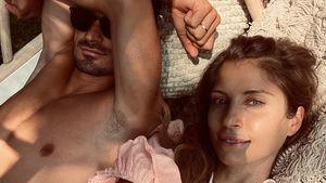 Total entspannt: Neuer Paar-Schnappschuss von Mats und Cathy