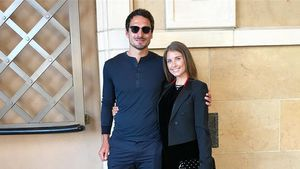 Mats und Cathy Hummels in Las Vegas