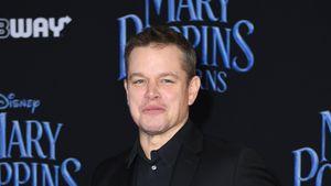 Matt Damon fühlt sich in sozialen Medien als Dinosaurier