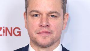 Darum wollte Schauspieler Matt Damon nie wieder VIPs daten!