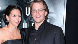 Auf diese Weise hält Matt Damon seine Ehe frisch