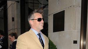 Friends-Star Matt LeBlanc steht zu grauen Haaren