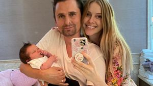 Ein Mädchen: Muse-Sänger Matthew Bellamy ist Vater geworden