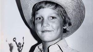 So zuckersüß sah Matthew McConaughey als Achtjähriger aus
