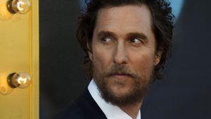 """Matthew McConaughey bei der """"Sing""""-Premiere"""