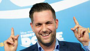 """Matthias Killing bei der """"Findet Dorie""""-Premiere 2016"""