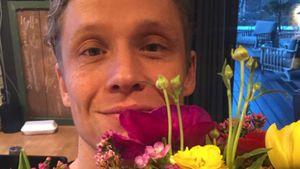 Blumen von Ruby? Matthias Schweighöfer ist so verknallt!