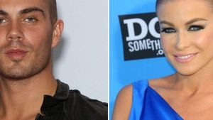 Prahlerei: Max George hat Carmen Electra am Start!