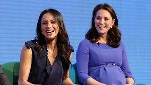 Wie Kim K.: Meghan & Kate bekommen eigene Royal-Emojis!
