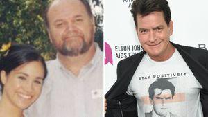 Verrückt: Meghan Markles Vater ist Charlie Sheens Nachbar!