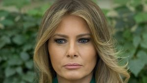 Genug vom Weißen Haus? Melania will Xmas auf einsamer Insel