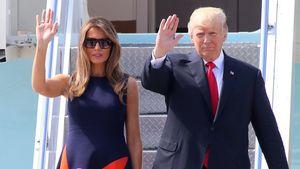 Melania Trump: Sie macht das G20-Treffen zum Fashion-Gipfel
