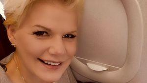 Model-Nachwuchs? Melli Müllers Mia Rose mag schon Selfies!