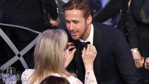 Meryl Streep und Ryan Gosling bei den SAG Awards 2017