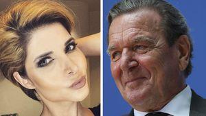 Für Gerhard Schröder: Micaela würde Nackt-Karriere aufgeben!