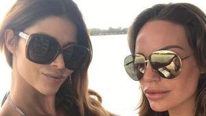 Nicht mehr auf Kriegsbusen: Micaela & Gina-Lisa versöhnt!