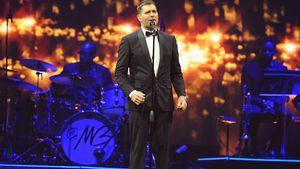 Nach Krebsleiden seines Sohnes geht Michael Bublé auf Tour
