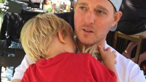Nach Unfall: Michael Bublés Sohn ist wieder zu Hause