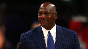 Getragene Boxershorts von Michael Jordan werden versteigert