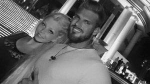 Michael Kocikowski mit seiner Freundin  Louisa Marie