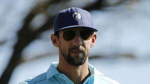 Endlich ist er da! Michael Phelps ist zum dritten Mal Papa!