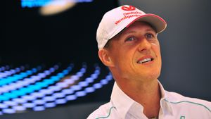 Rührende Glückwünsche zu Michael Schumachers 51. Geburtstag