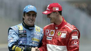 """""""Schumi ist ein Held"""": Alonso glaubt an Ex-Rivalen"""